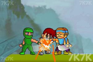 《炎龙之刃之生死之战》游戏画面5