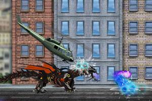 《狂暴机器人》游戏画面1