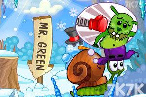 《蜗牛寻新房子6选关版》截图2