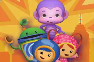《数数城兄妹与小猴》游戏画面1