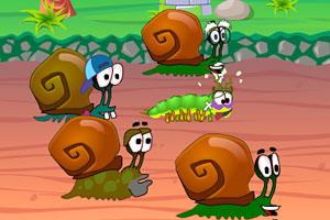 《急速蜗牛赛跑》游戏画面1