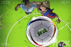 《自由足球加强版》游戏画面3
