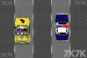 《极品飞车9最高通缉》游戏画面1