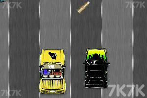 《极品飞车9最高通缉》游戏画面3