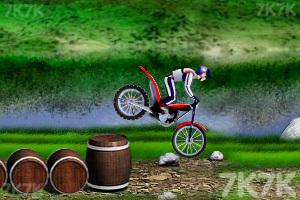 《狂热单车》游戏画面3