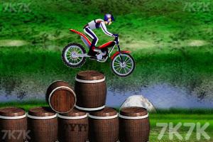 《狂热单车》游戏画面4