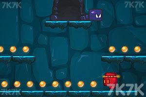 《机器人吃豆豆》游戏画面2