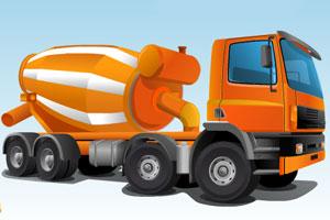 《运输水泥大卡车》游戏画面1
