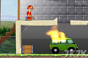 《英勇消防员》游戏画面4