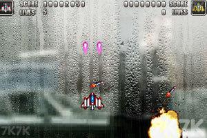 《透明玻璃上的战斗机》游戏画面4