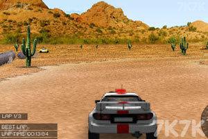 《3D赛车》游戏画面2