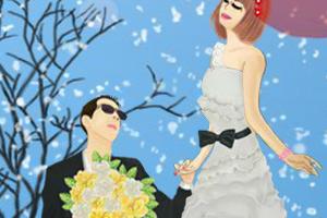 《浪漫冬季求婚》游戏画面1
