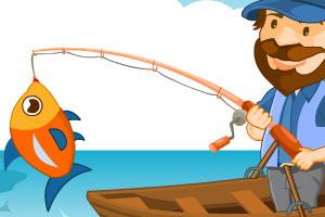 《大海钓鱼》游戏画面1
