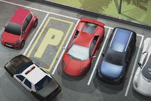 《超级跑车停车2》游戏画面1