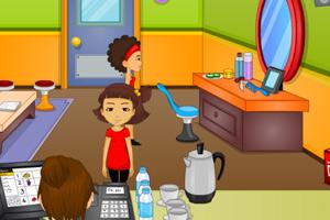 《四季美容水疗中心》游戏画面1