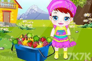 《卢卢娃当园丁》游戏画面5