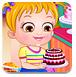 可愛寶貝過生日