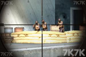 《狼牙特种狙击队2》游戏画面2