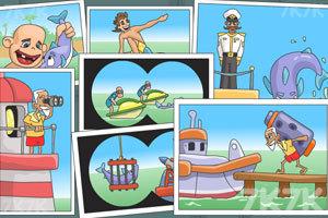 《拯救海豚行动》游戏画面4