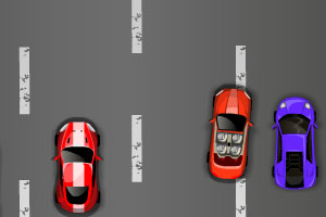 《短程自由赛车》游戏画面1