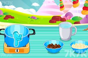 《冰棍式蛋糕》游戏画面2