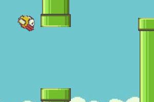 《像素鸟》游戏画面1