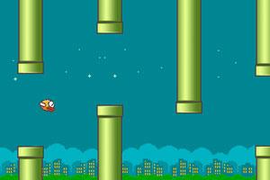 《疯狂小鸟》游戏画面1