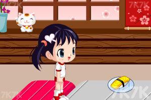 《美眉跑步机》游戏画面2