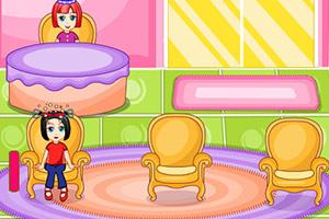 《华丽发型屋》游戏画面1