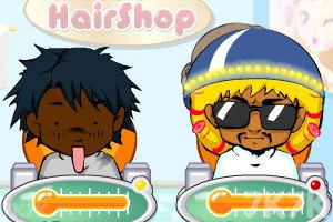 《发型屋》游戏画面4