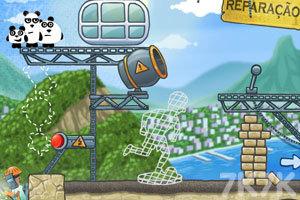 《小熊猫逃生记3》游戏画面3
