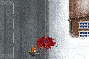 《雪地英雄》游戏画面2