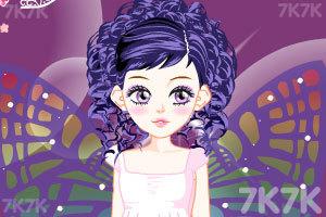 《蝴蝶仙女换装》游戏画面5
