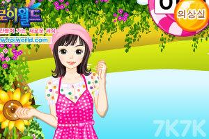 《甜心女孩约会》游戏画面4