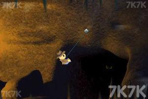 《洞穴逃生》游戏画面2