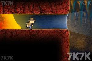 《洞穴逃生》游戏画面1