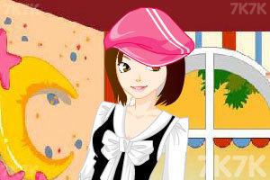 《苗条淑女梳妆》游戏画面5