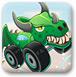 恐龙战车飙车赛