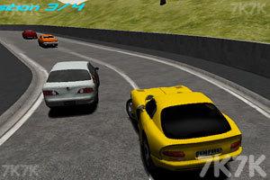 《3D蝰蛇赛车》截图3