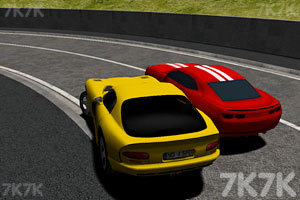 《3D蝰蛇赛车》截图5