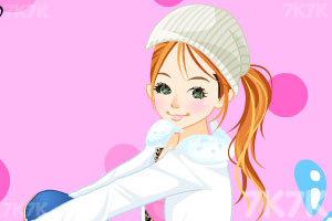 《阿雪换装》游戏画面2