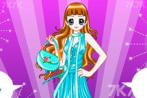 《时尚女王换装》游戏画面3