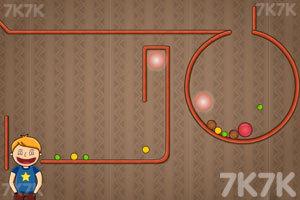 《吃货吃糖豆加强版》游戏画面5