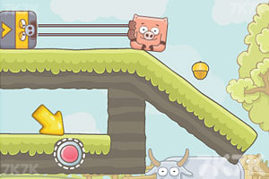 《水坑里的小猪》游戏画面1