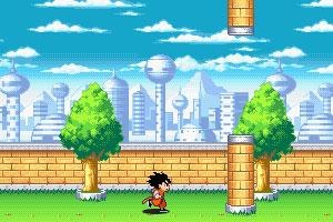 《飞扬的悟空》游戏画面1
