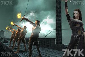《300勇士:帝国崛起》游戏画面4