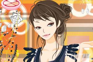 《妩媚MM化妆》游戏画面5