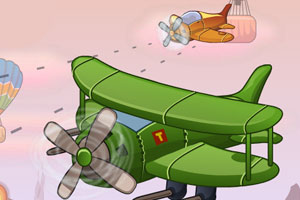 《极限空战》游戏画面1