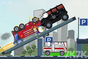 《奇趣撞车3》游戏画面1