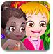 可愛寶貝非洲之旅